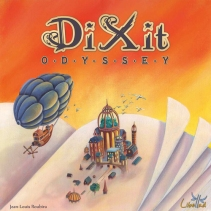 Roll-to-review-board-game-Dixit-box-art