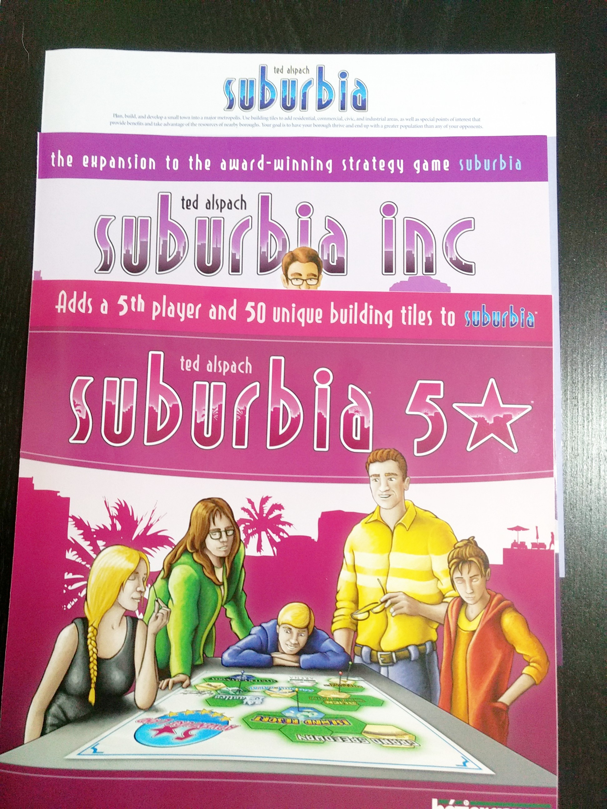 Roll-to-review-suburbia-expansion