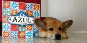 Roll-to-Review-board-game-Azul-corgi