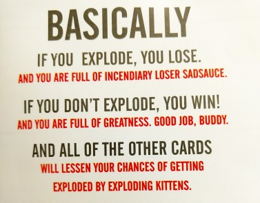 Roll-to-review-board-game-exploding-kittens-rulebook