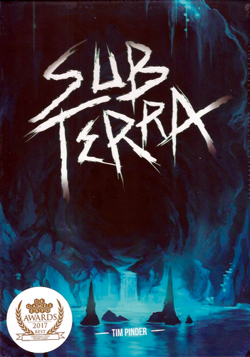 Roll-to-review-Sub-Terra-board-games-box-art