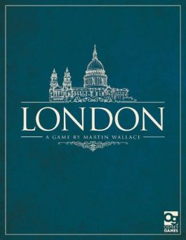 London-second-edition-board-game