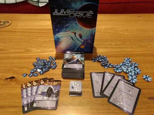Roll-to-review-board-game-jump-drive-components