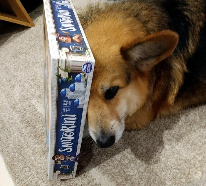 Roll-to-review-board-game-Santorini-Corgi