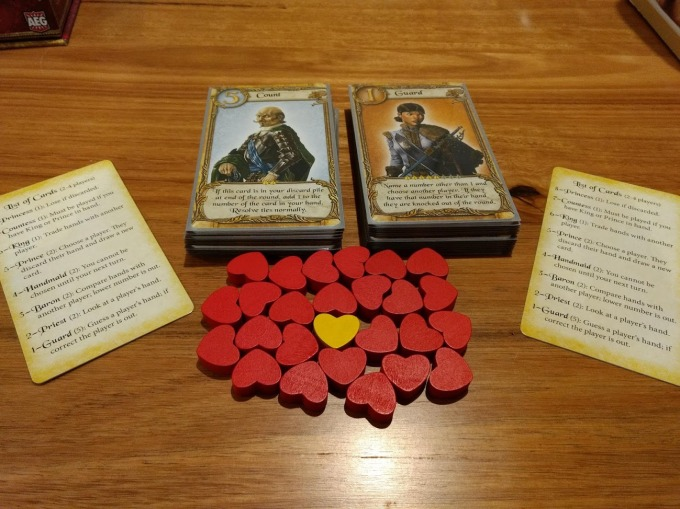 Love_Letter_Board_Game_Roll_to_Review_Components