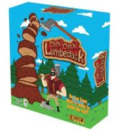 Roll-to-Review-Board-Game-Click-Clack Lumberjack-box-art