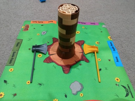 Roll-to-Review-Board-Game-Click-Clack Lumberjack-Start