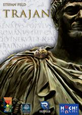 Trajan Cover. Statue of a roman diplomat