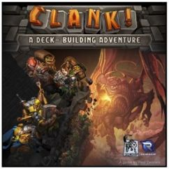 Clank box artwork