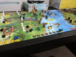 Raiders of the North Sea initial setup