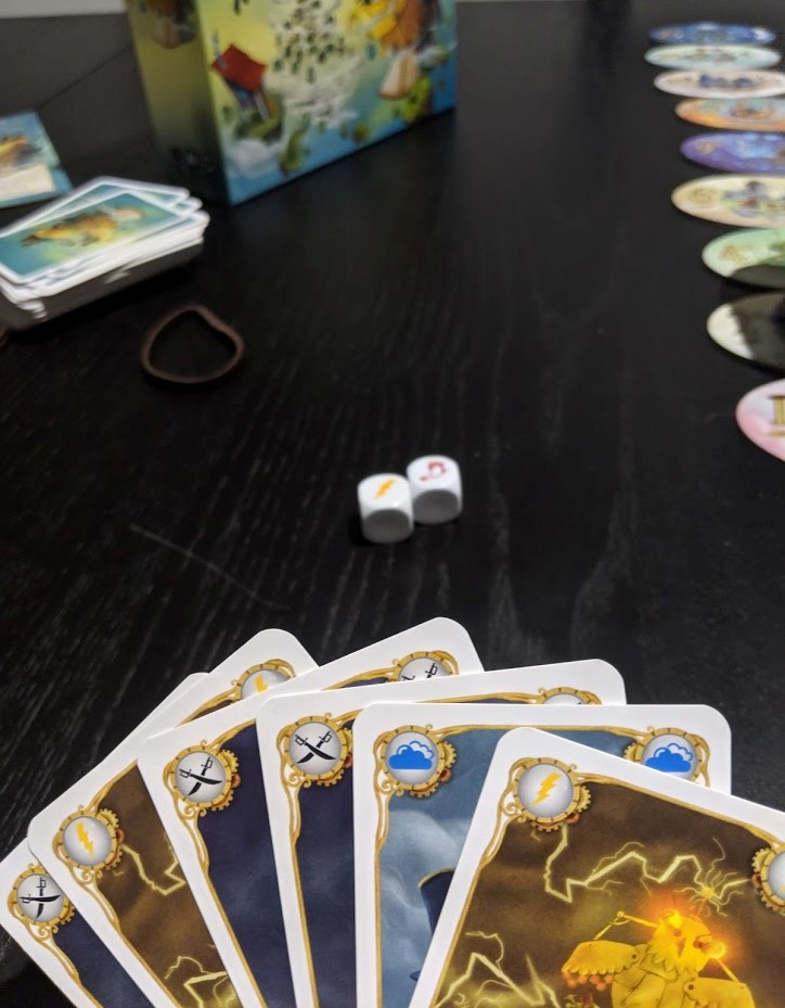 Captain from Celestia doesn't have the cards to pass the test.