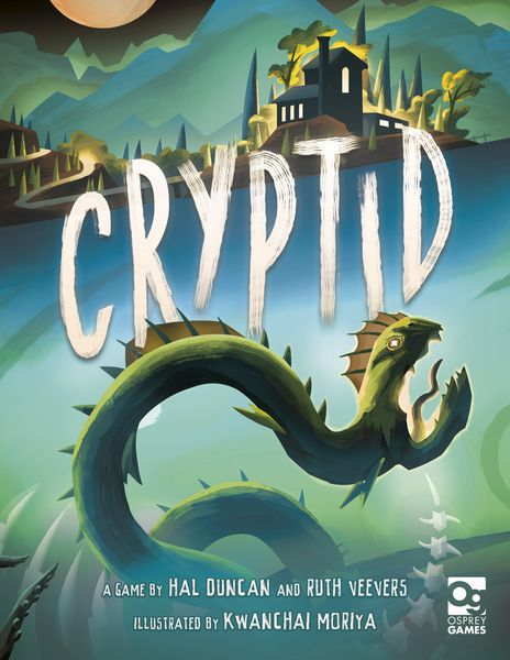 Cryptid Board Game Cover