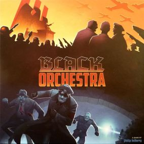 Cover of the board game Black Orchestra