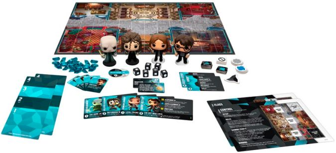 Funko Pop board game.